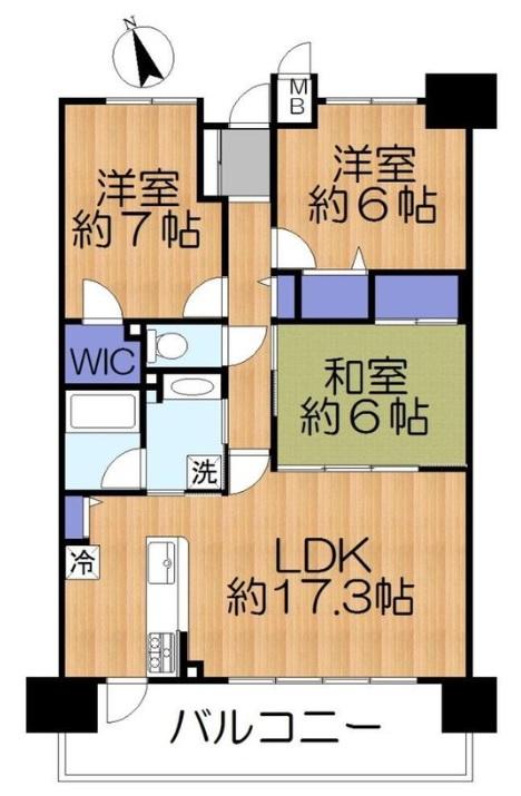 パデシオン南草津駅前 4F