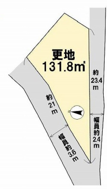 大津市和邇中土地 39.86坪